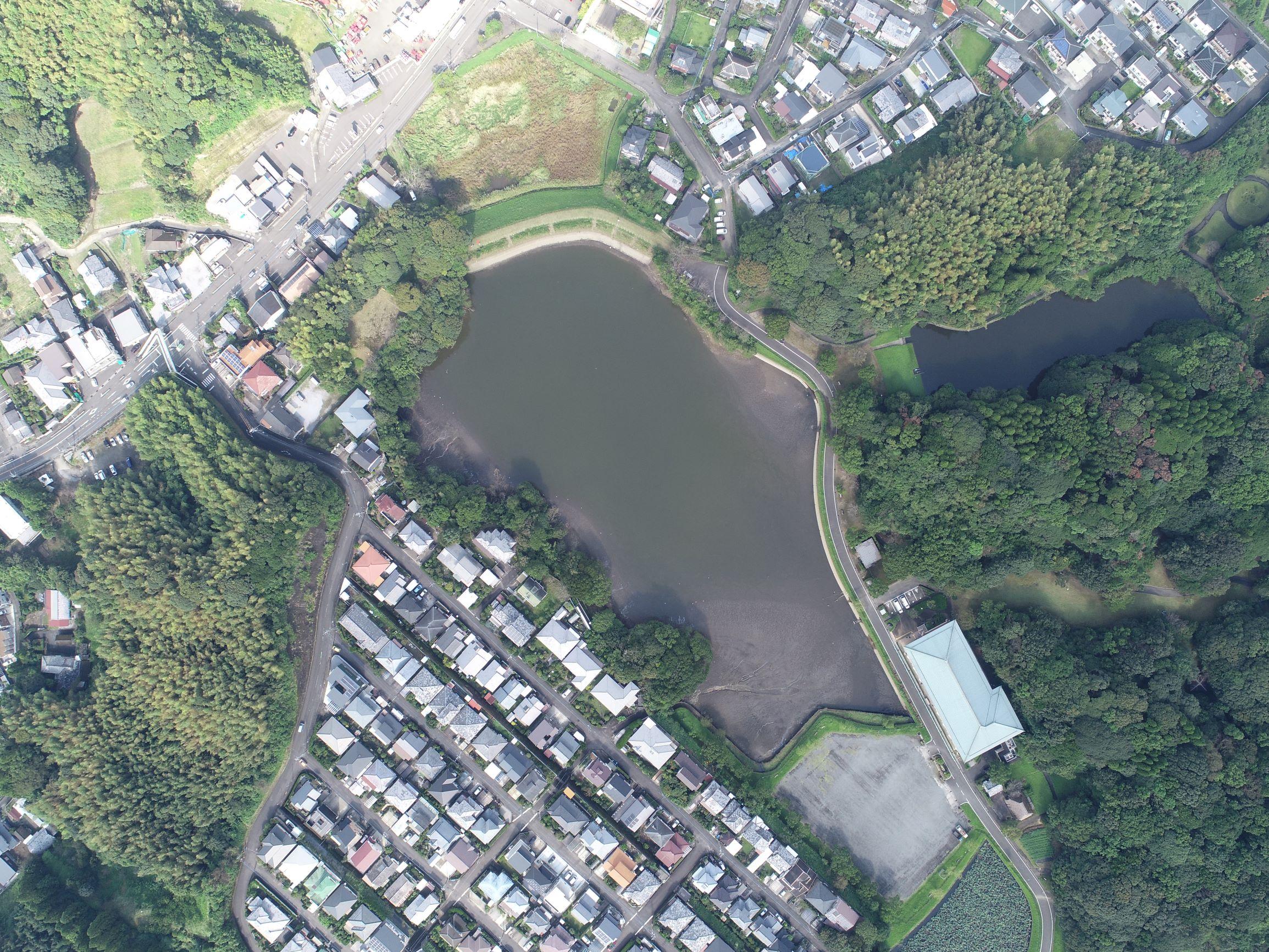 ため池計画2